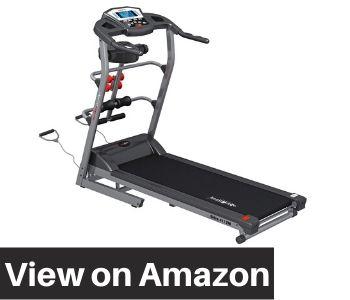 Healthgenie-4112M-2HP-(4HP Peak)-Motorized-Treadmill