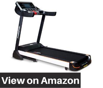 Healthgenie-4612C-2HP-(4HP Peak)-Motorized-Treadmill