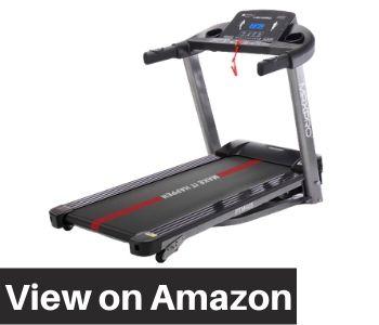 MAXPRO-PTM405-2HP(4 HP Peak)-Folding-Treadmill