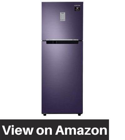 Samsung-Double-Door-Refrigerator-(RT28T3782UT:HL, Convertible)
