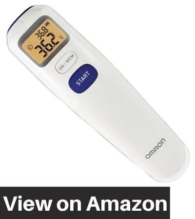 Omron-Forehead-Thermometer
