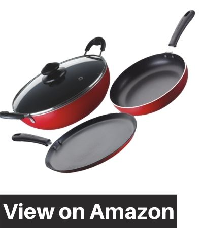 Bajaj-Majesty-Duo-Non-Stick-Cookware-Set