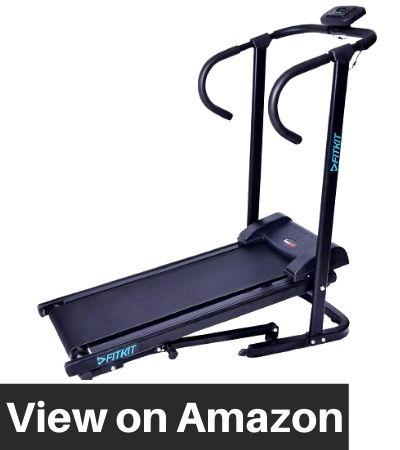 Fitkit-FK95-Manual-Treadmill