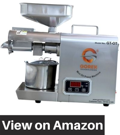 Gorek-Technologies-GT-OT-Oil-Press-Machine