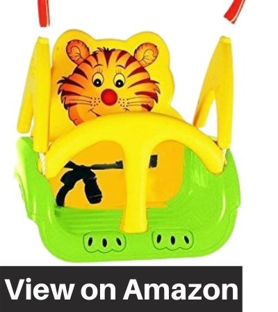 JoyKart-Honey-Bee-5-in-1-Baby-Booster-Seat