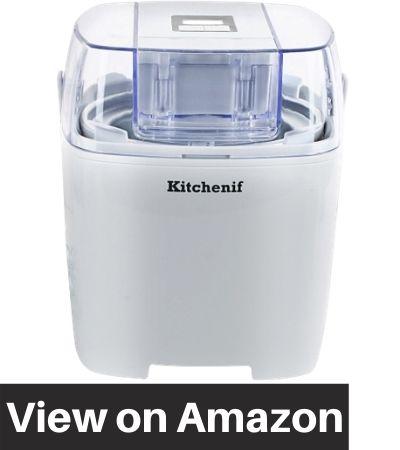 Kitchenif-Digital-Ice-Cream-Maker
