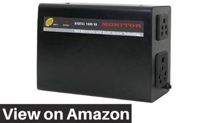 Monitor-Voltage-Stabilizer