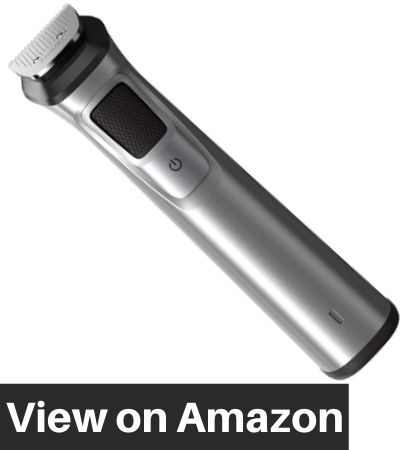 Philips-Norelco-Stainless Steel All-in-One-Trimmer