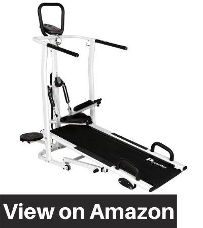 PowerMax-Fitness-MFT-410-Manual-Treadmill