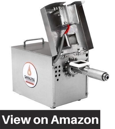 Savaliya-Industries-SI-702-Press-Oil-Maker-Machine