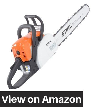 Stihl-Cast-Iron-Chain-Saw-MS-180