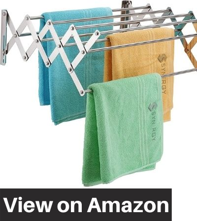 Synergy-Foldable-Wall-Mounted-Clothes-Drying-Stand-SY-CS6