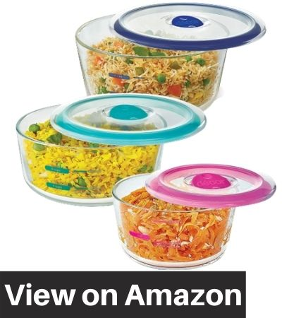 Decor-Fitness-Freak-3-Round-Shaped-Containers