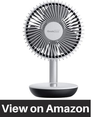 Geek-Aire-Oscillating-Rechargeable-Table-Fan