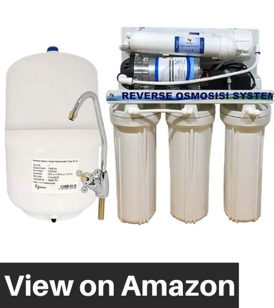 Ozean-Under-Sink-RO-Water-Purifier