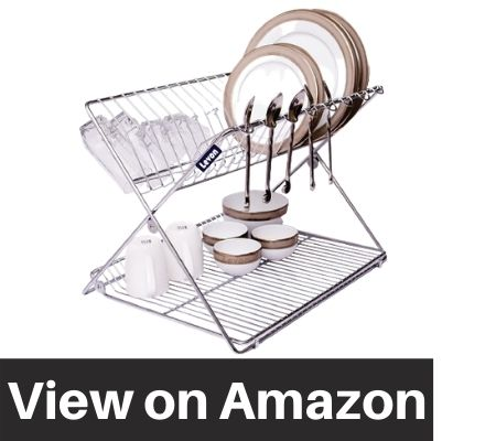 Levon-Stainless-Steel-Folding-Dish-Drain