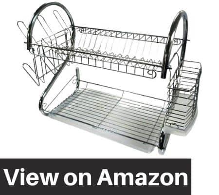 Supreme-Mall-2-Layer-Kitchen-Dish-Rack